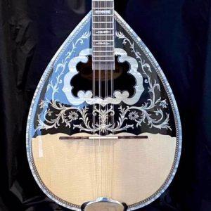 Fine 8-string Custom bouzouki 2