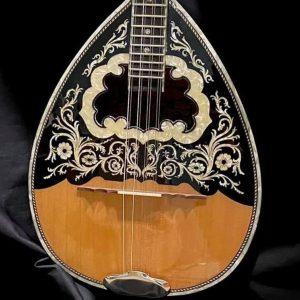 Fine 8-string Custom bouzouki 3