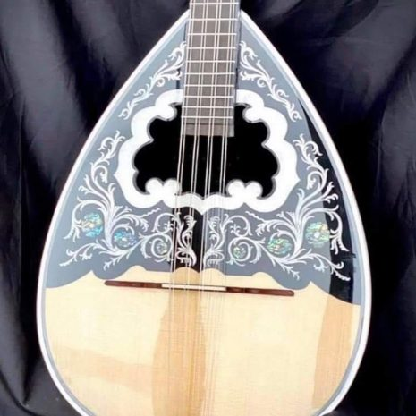 Fine 8-string Custom bouzouki